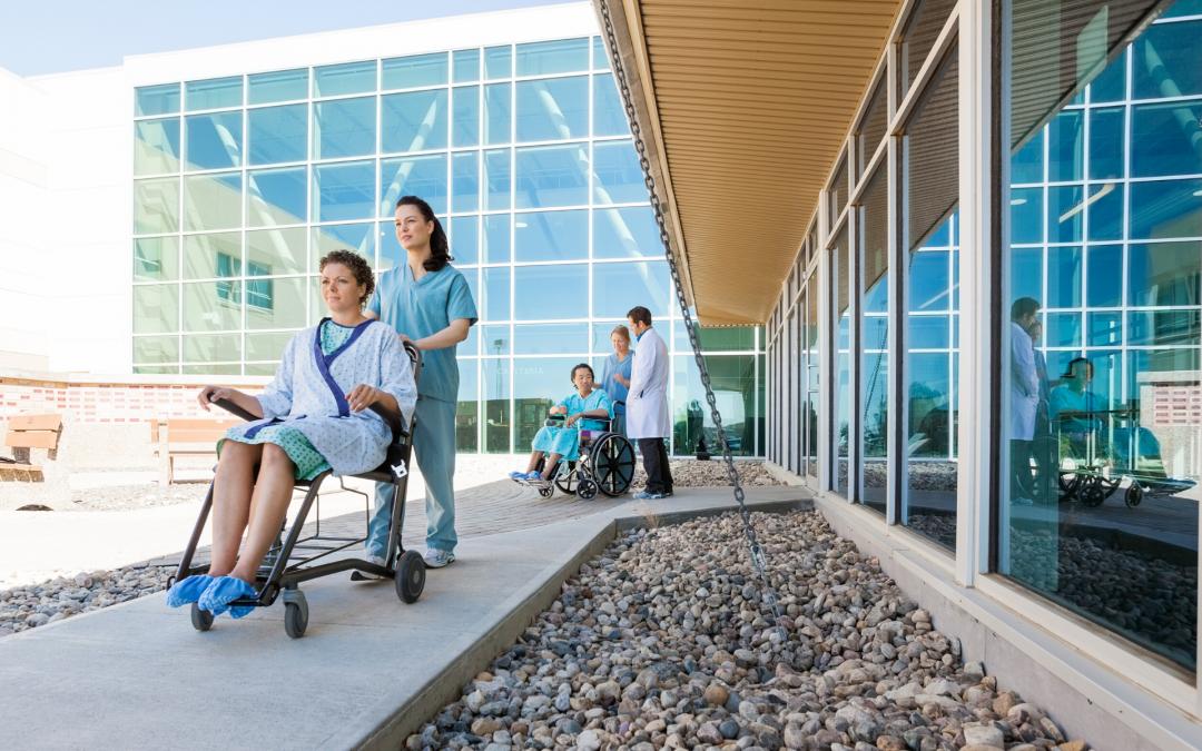 Hospital Sudoe 4.0 evaluará los requisitos de calidad del aire en complejos asistenciales
