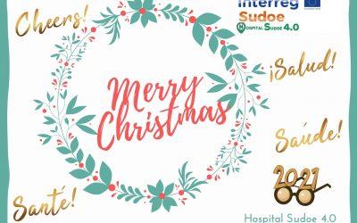 Felices Fiestas y próspero 2021